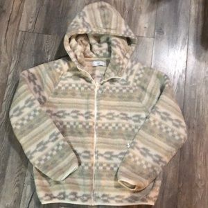TNA fleece jacket